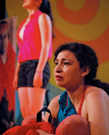 Portland native actress Maya Malan-Gonzalez back at Milagro Stage with Teatro Luna