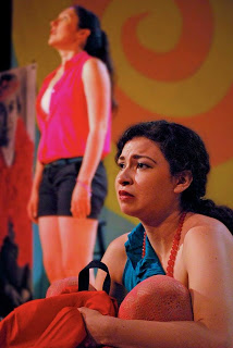 Portland native actress Maya Malan-Gonzalez back at Milagro Stage with Teatro Luna