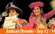 "A chat about ""Andean Dreams"""