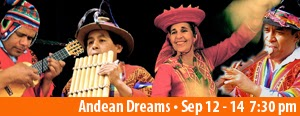 """A chat about """"Andean Dreams"""""""