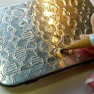 The art of embossing: Beautiful yet simple!
