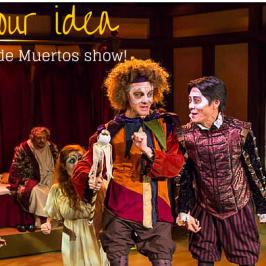 Get creative like Milagro!