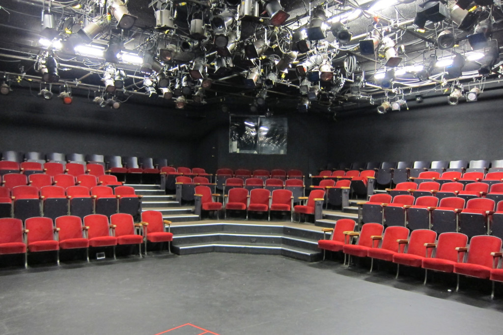 Milagro Theatre Interior