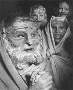Oedipus Rex Production, 1986