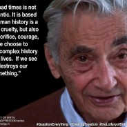 History and its Malcontents: Howard Zinn & APHUS