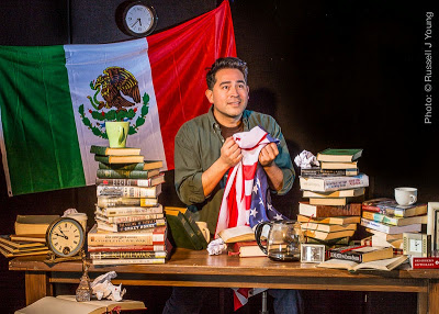 The man with the American dream: An interview with Ozvaldo Gonzalez