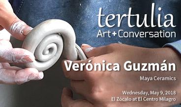 Veronica Guzman, Maya Ceramics