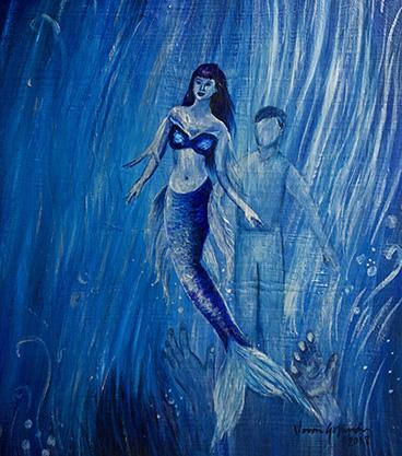 The Mermaid Hour