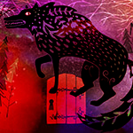 Wolf at the Door by Marisela Treviño Orta